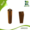 OEM Wood table Leg for furniture with screw