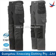 hommes pantalons de travail