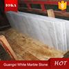new quarry polished volakas white marble