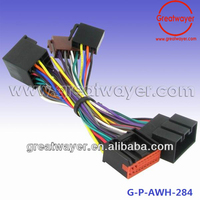 24pin speak system part wiring harness