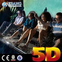 new-type dynamic chair simulator cinema 3d 4d 5d cinema 6d 7d cinema
