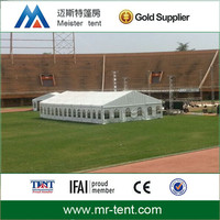 20x40m outdoor wedding tents with white lining