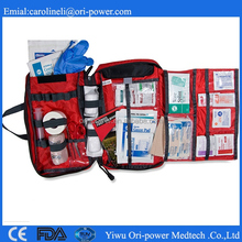 OP hot sale CE ISO FDA approved oem wholesale professional emergency earthquake survival kits
