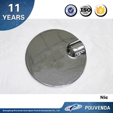 Stainless Steel Tank cover for Dodge JCUV Journey Oil gas plate / Fuel cap Auto accessories from pouvenda