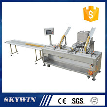 One row one color 2+1cream biscuit sandwich filling processing line