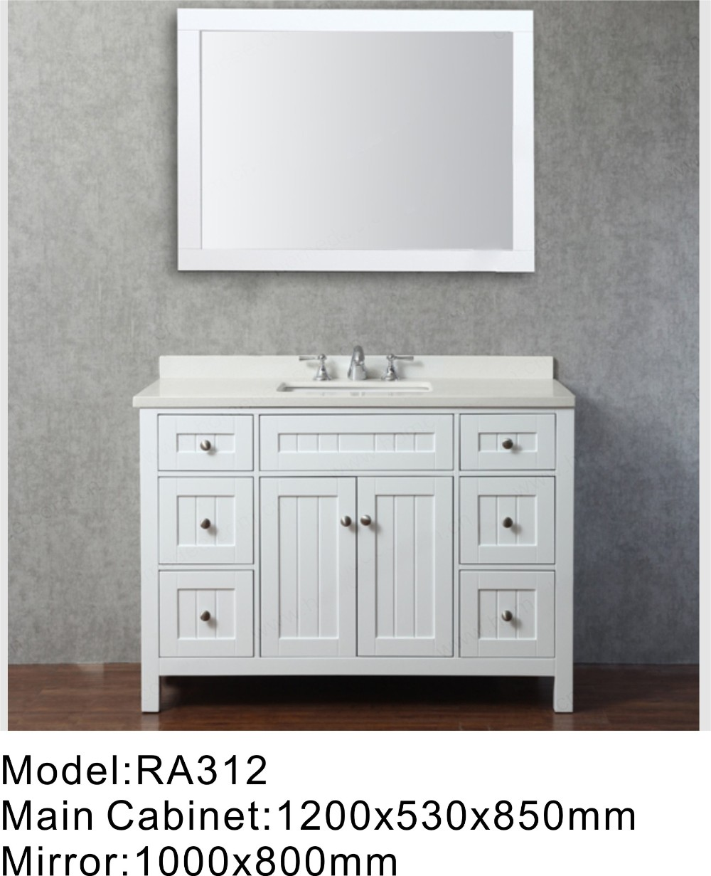 Ra312 Tall Mirror American Bathroom Cabinet,Rotating Bathroom Mirror ...