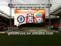 outdoor led screen truss system