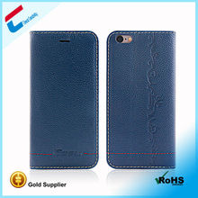 credit card leather case For iphone 6 ,Leather Phone Case cover for iphone 6