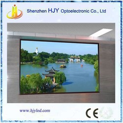 top selling in alibaba pitch 6mm indoor and outdoor led display