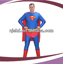 wholesale sexy adult carnival superman cosplay costume for party