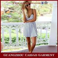 Summer Dresses 2015 Latest Design Women Clothes Off The Shoulder Vintage Ethnic Slim Mini Dress