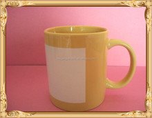Mug sublimation with ceramic