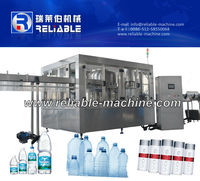 Small Bottled Drink Water/Mineral Water Production Line