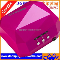 Professional nail polish dryer electric, finger uv led gel lamp nail dryer, uv gel nail curing lamp light dryer