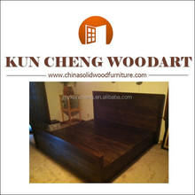 home style queen wood platform bed modern designs 2015