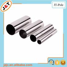 velcro tape track curtain rail, twisted brass pole, aluminum casting rod