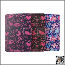 PU leather Material case for ipad 2,For Apple iPad Compatible Brand smart leather cover case for ipad 3
