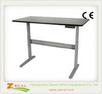desktop computer stand electric height adjustable table leg