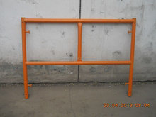 Construction Ladder Type Frame Scaffolding For Concrete Supporting And Masonry Construction (Made in Tianjin)