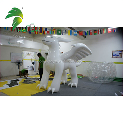 Hot Popular Laster New Design High Quality Inflatable Amazing TPU Material Dragon