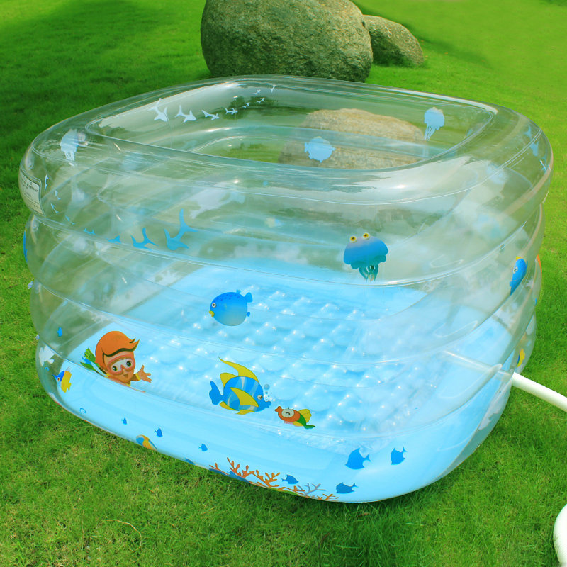hot sale durable inflatable pvc baby swimming pool float eco friendly pool view baby pool