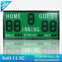 led waterproof digital scoreboard for sale