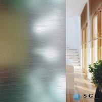 Door design glass interior frost glass panle