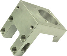 Custom CNC High Precision machined milling parts competitive price according to drawings