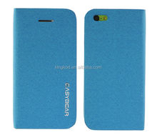 Good selling cellphone cheap pu leather flip case for iphone 5c