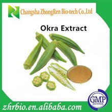 100% Pure Natural Okra Extract 20:1