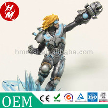 League of Legends Pulsefire Ezreal anime action figure OEM