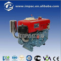 r180 solo cilindro pequeño barco de motor diesel