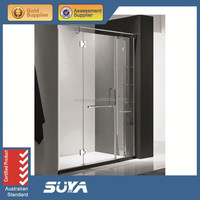 Shanghai SUYA High - grade tempered glass - Rectangular - type luxury overall shower room can be added steam and more size