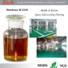 Modified Aliphatic Amine Epoxy Hardener R-2210 For Flooring Primer and Middle Coatings