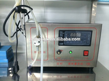 Guangzhou semi-automatic Gear type Liquid cooking oil /edible oil/ essential oil Filling Machine