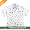 Short sleeve latest casual shirts designs for men