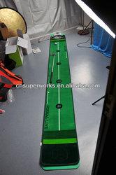 golf putter training mat