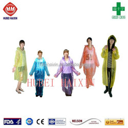 2015 new style rain coats/raincoats/rainwear(sample free)