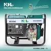 NDL Diesel Generator 2KW Open Type Single Phase Electric/Key Start NDL3500E