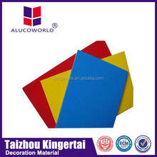 Alucoworld Wall decoration panel skillful exterior plastic wall facade claddings