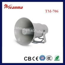 TM706 High power horn bugle outdoor 15W 20W driver unit horn speaker