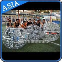 2015 latest craze inflatable sumo ball,bubble soccer,bubble ball for adult