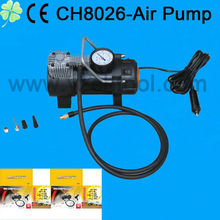2015 CH8026 Hot-selling electric air pump for car and bike