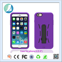 China Factory Suppliers Soft Rubber Mobile Accessory For iPhone 6 plus