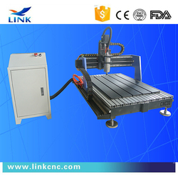 high configuration cheap cnc wood carving machine / china cnc router kit / cnc 9060 router engraver 0609