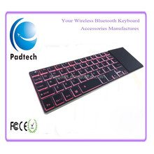 2.4Ghz Wireless bluetooth Multimedia Keyboard for Android