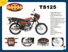 TS125 2014 cg motorcycle,cheap new motorcycles,125cc mini chopper motorcycle