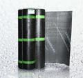 De bitume modifié app membrane imperméable à l'eau