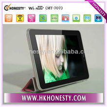 6.6inch Palm Size Colorful calling tablet with megnet case