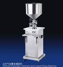 Cheap 316L or 304 semi auto filling machine for cosmetic cream (In stock)